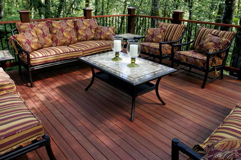 Timbermann Home Wooden Or Timber Decking Expert